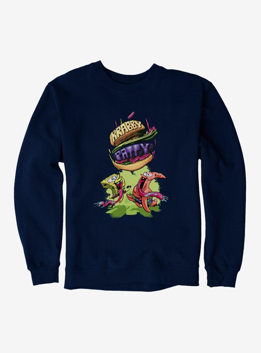 SpongeBob SquarePants Krabby Patty Dash Sweatshirt
