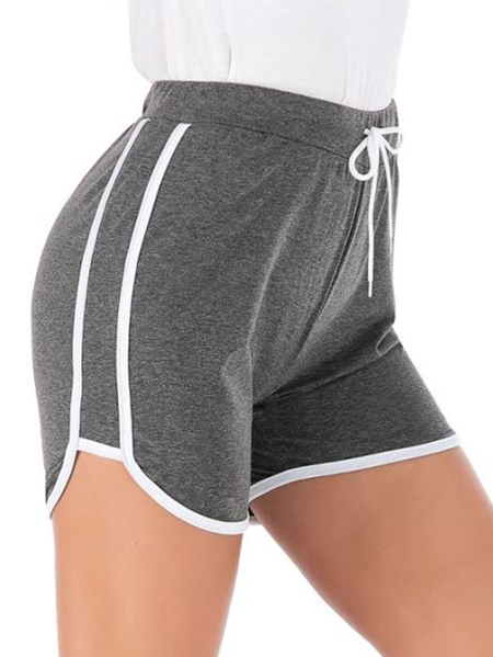 Yoins Casual Drawstring Waist Shorts
