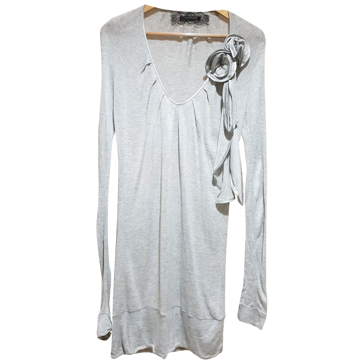 Patrizia Pepe - Robe   pour femme - gris