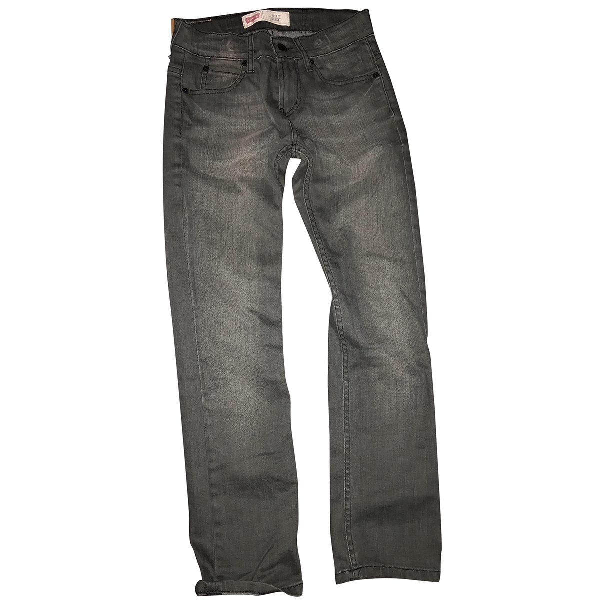 Levi's \N Grey Denim - Jeans Trousers for Kids 10 years - up to 142cm FR