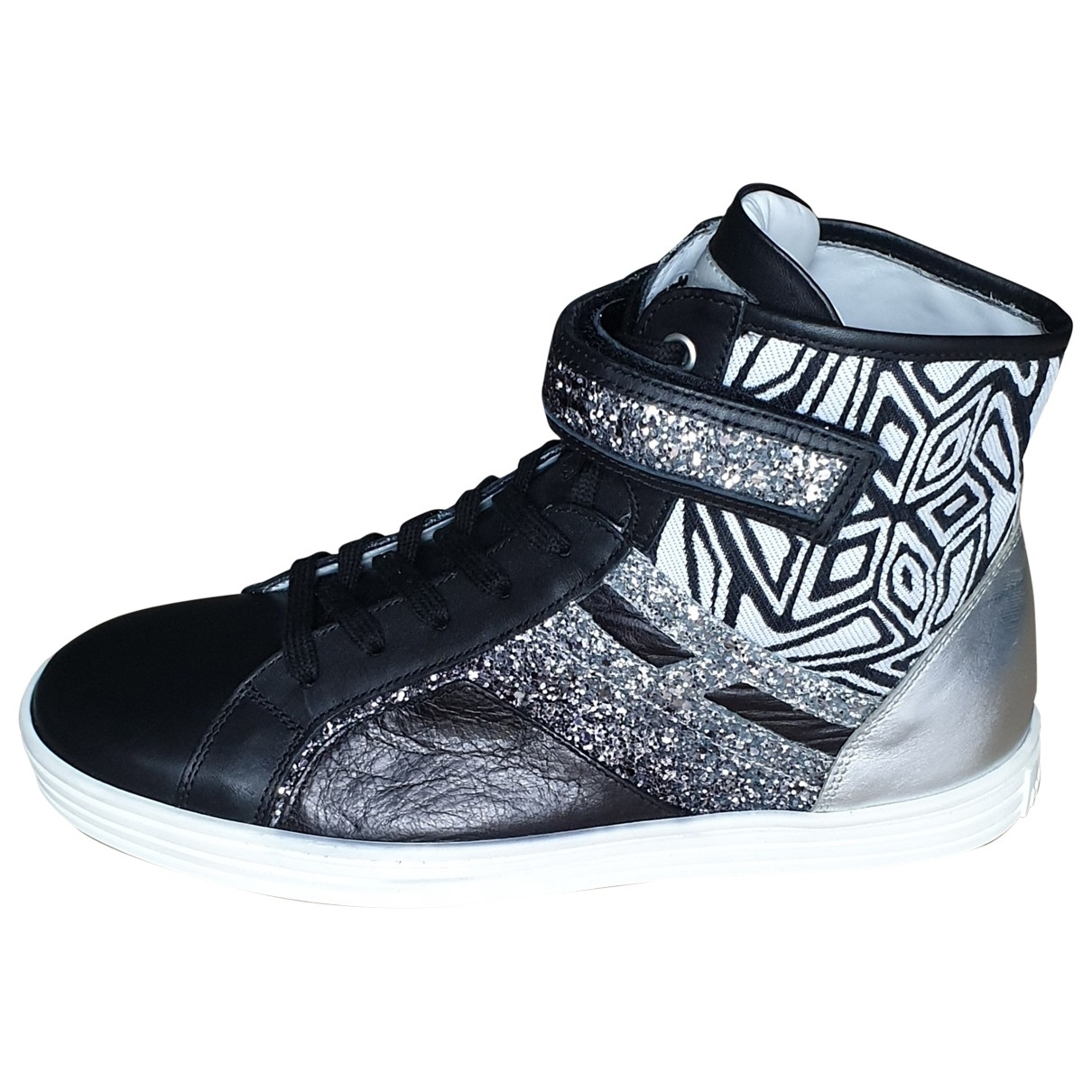 Hogan \N Sneakers in  Bunt Leder