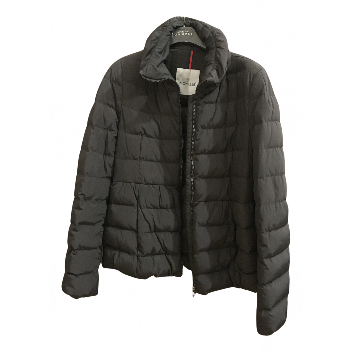 Moncler Grenoble Brown jacket for Women 40 IT