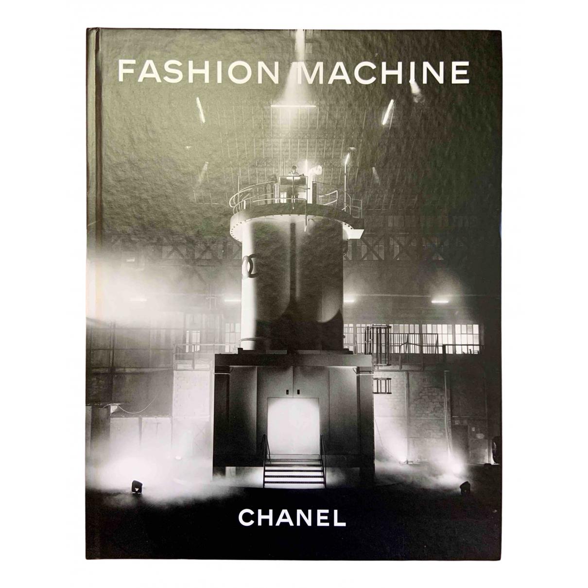 Chanel \N Black Cotton Fashion for Life & Living \N