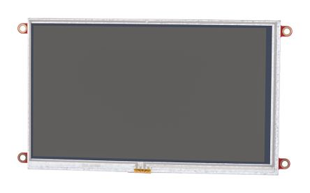 4D Systems uLCD-70DT-PI TFT LCD Colour Display / Touch Screen, 7in WVGA, 800 x 480pixels