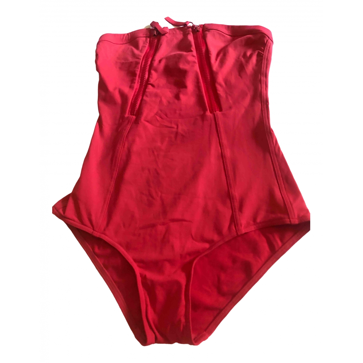 Eres \N Red Lycra Swimwear for Women 40 FR