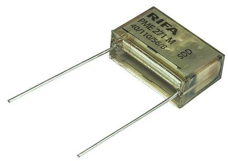 KEMET Paper Capacitor 150nF 275V ac ±10% Tolerance PME271M Through Hole +110°C (5)