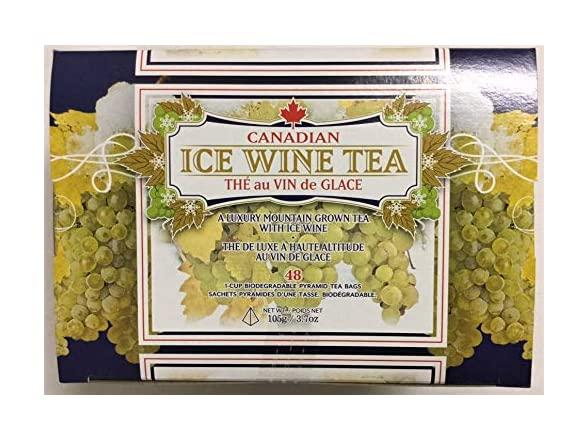 Canadian Ice Wine Tea (48 Teabags)
