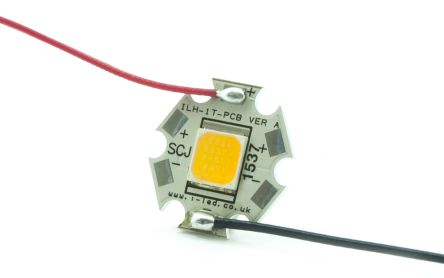 Intelligent LED Solutions ILS ILH-T101-NUWH-SC201-WIR200., LED Circular Array