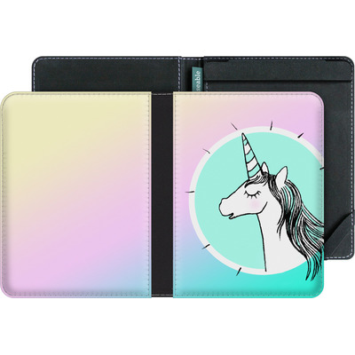 tolino vision 2 eBook Reader Huelle - Happiness Unicorn von caseable Designs