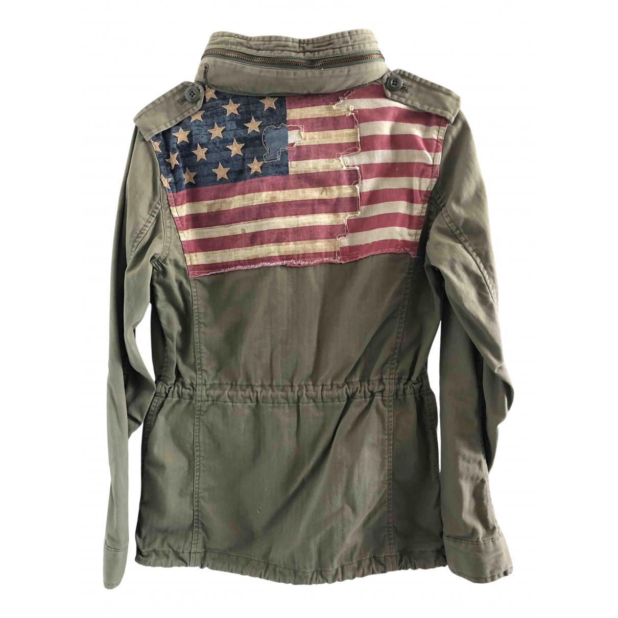 Ralph Lauren N Green Cotton jacket for Women S International