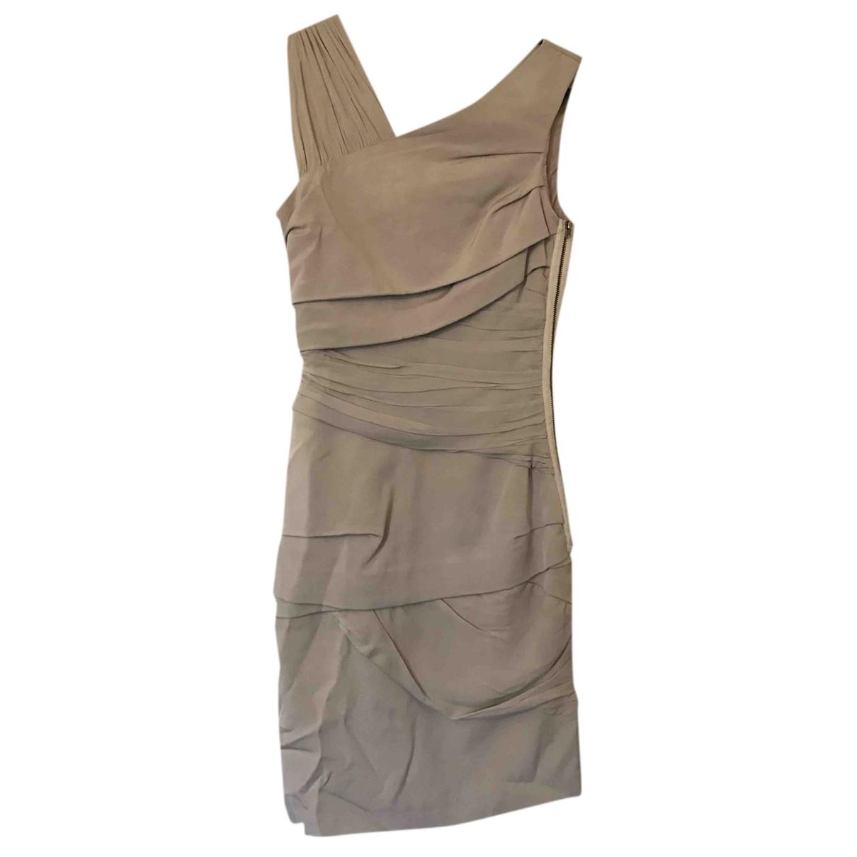 Reiss N Beige dress for Women 8 UK