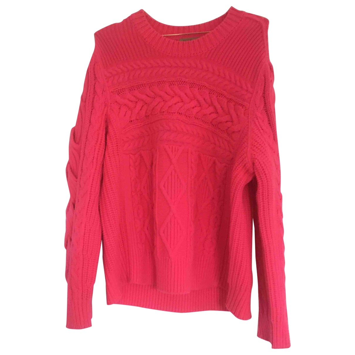 Burberry \N Pink Cashmere Knitwear for Women XL International