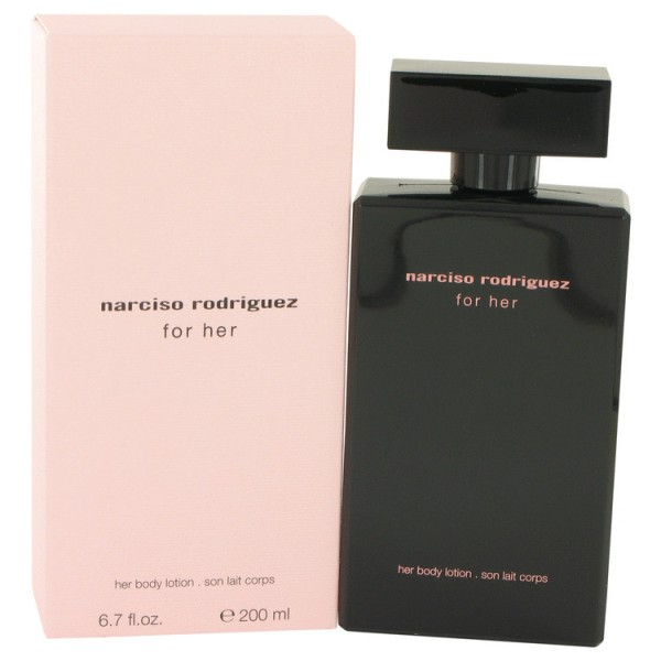 Narciso Rodriguez - Narciso Rodriguez Leche de perfume corporal 200 ML