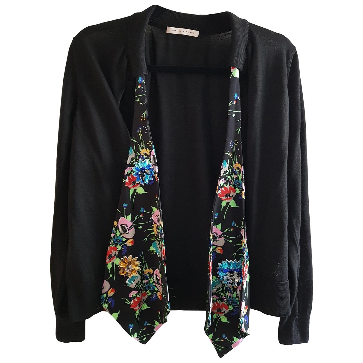 Christopher Kane \N Black Wool Knitwear for Women XS International