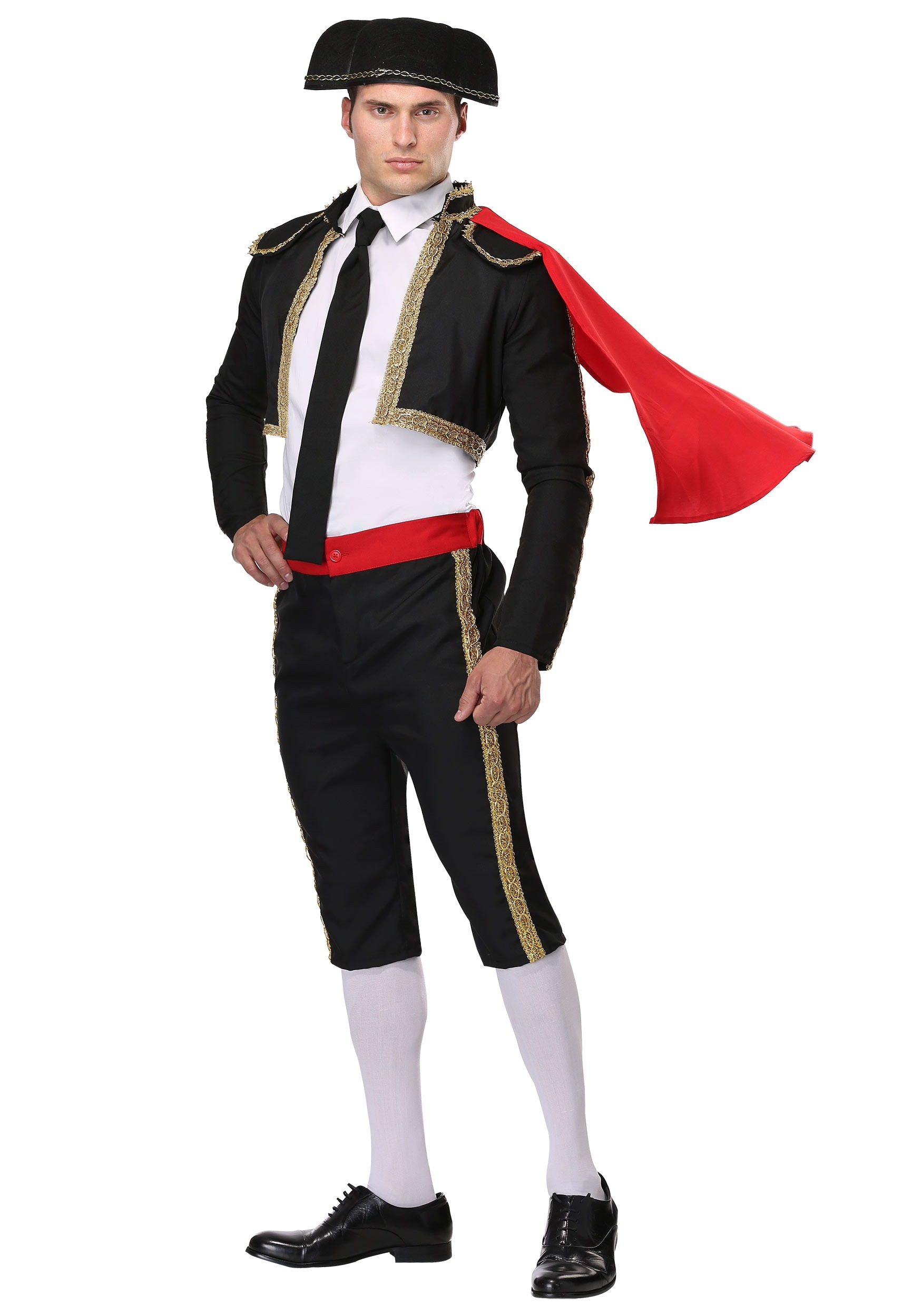 Mighty Matador Costume for Men