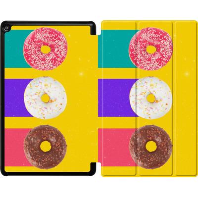 Amazon Fire HD 10 (2018) Tablet Smart Case - Donuts von Danny Ivan