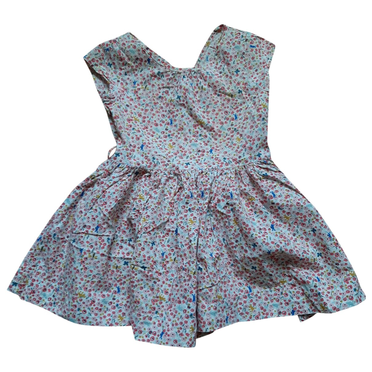 Petit Bateau \N Pink Cotton dress for Kids 3 years - up to 98cm FR