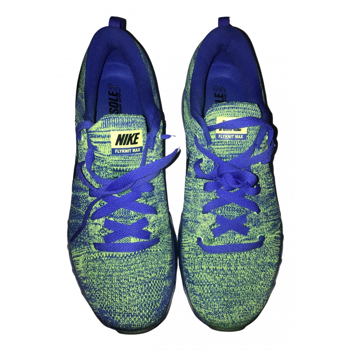 Nike - Baskets   pour homme en autre - bleu