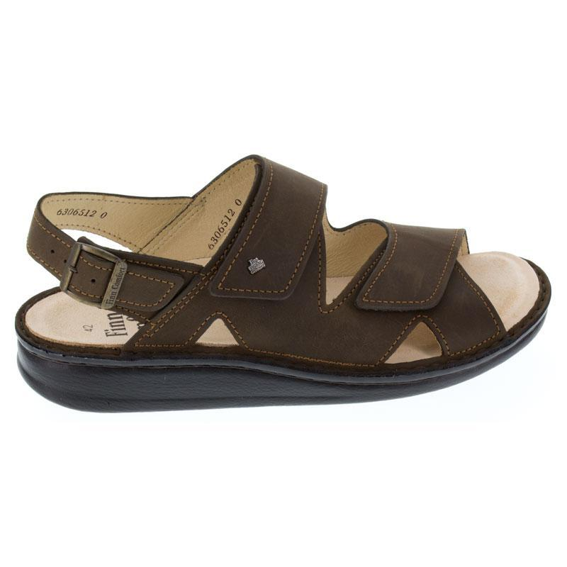 Finn Comfort Toro Wood Leather Soft Footbed 45