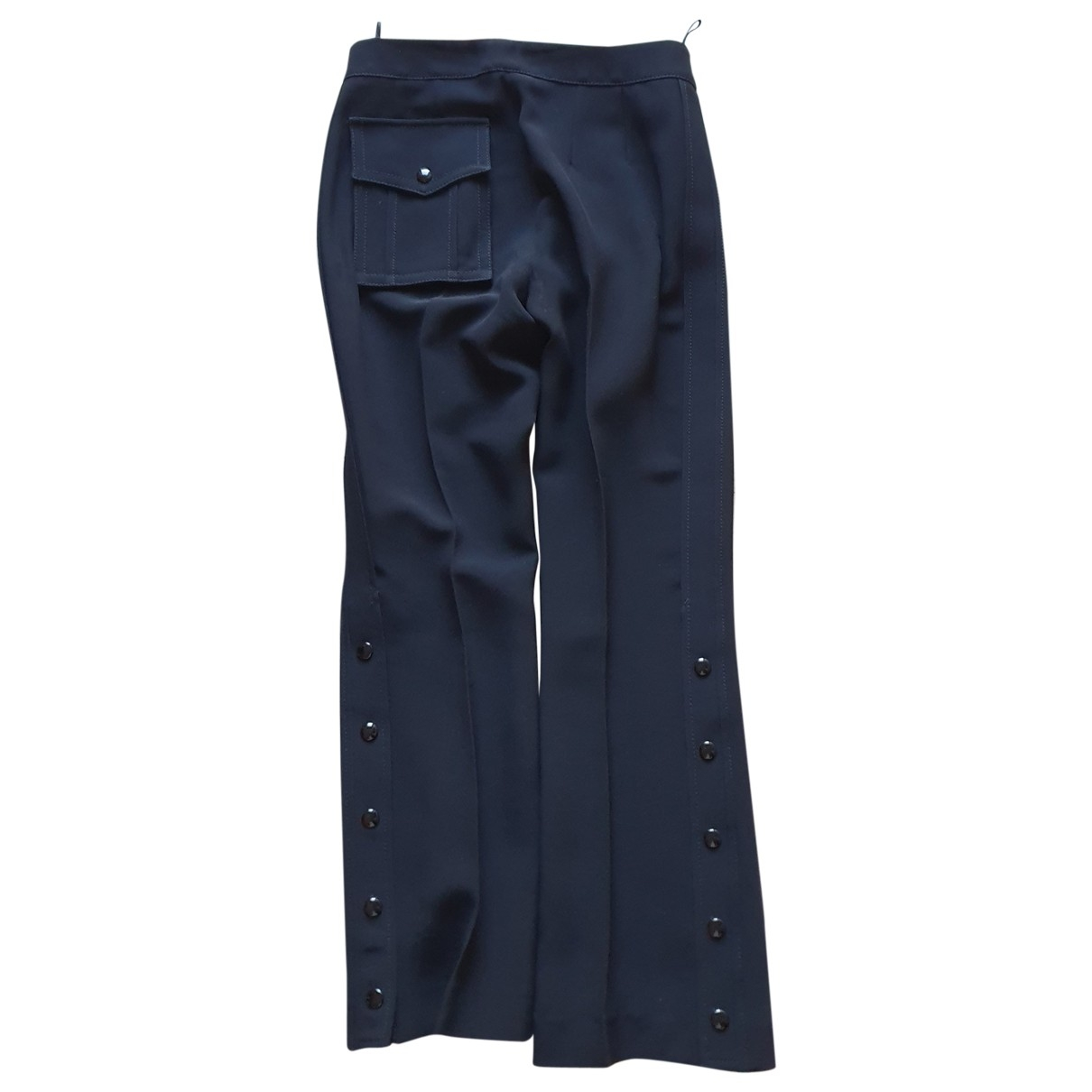 N°21 \N Black Trousers for Women 38 IT