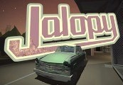 Jalopy - The Road Trip Driving Indie Car Game (公路旅行驾驶游戏) Steam CD Key