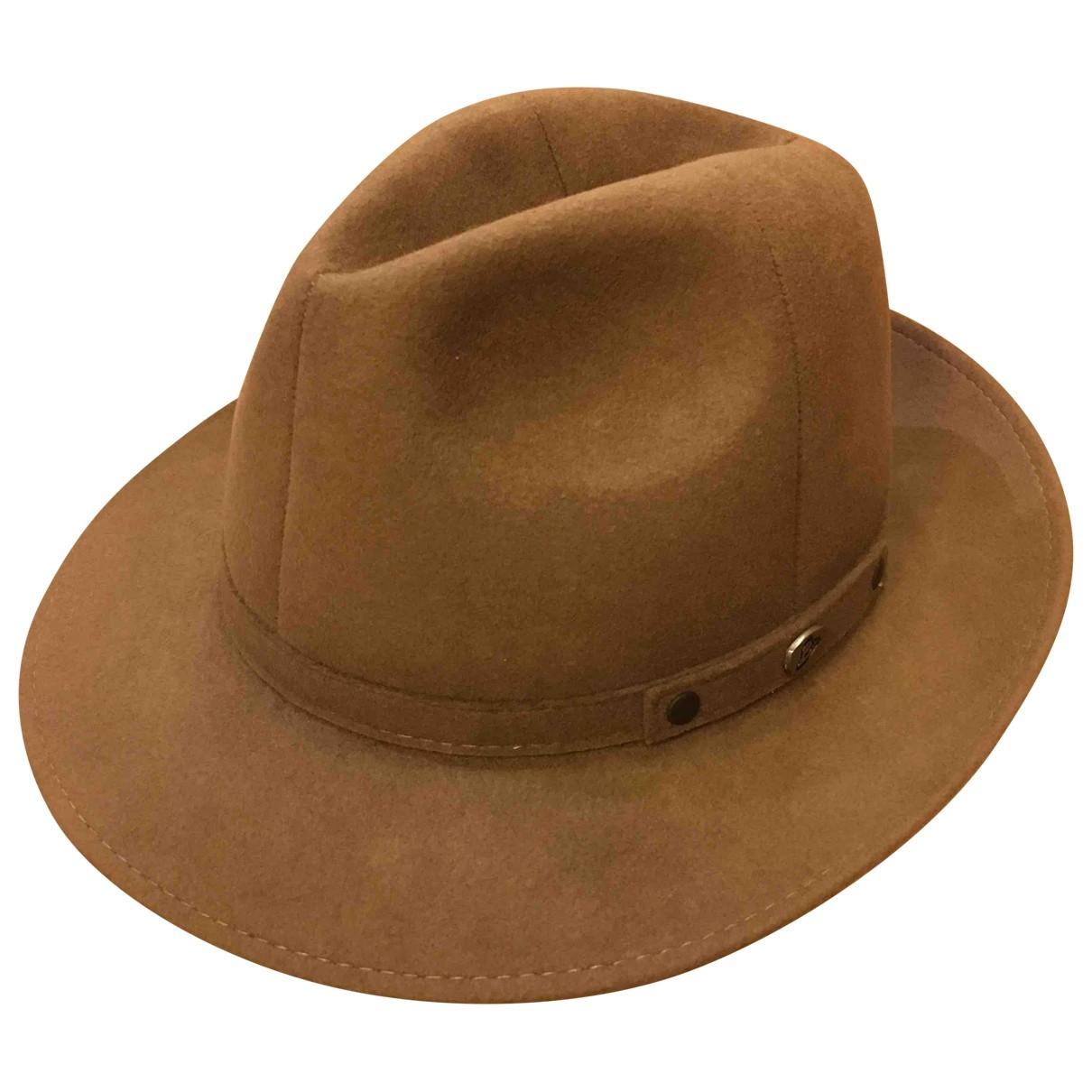 Borsalino \N Rabbit hat & pull on hat for Men 56 cm