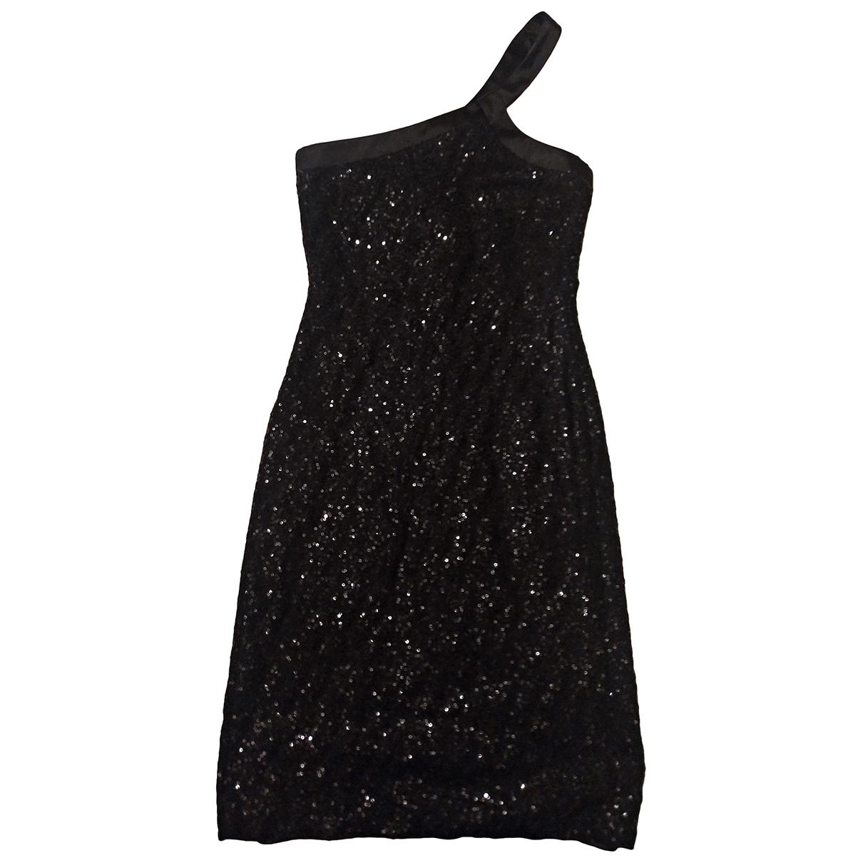 Mini vestido de Con lentejuelas Armani Collezioni