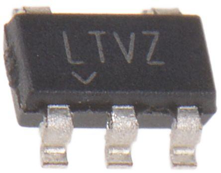 Analog Devices LT1964ES5-5#TRMPBF, Low Noise LDO Voltage Regulator, 200mA, -5 V 5-Pin, TSOT-23