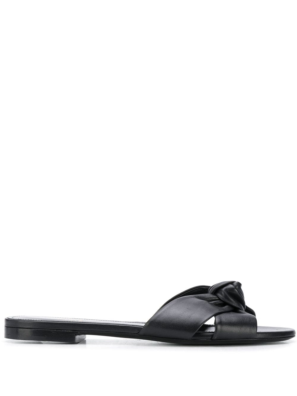 Power Leather Sandals