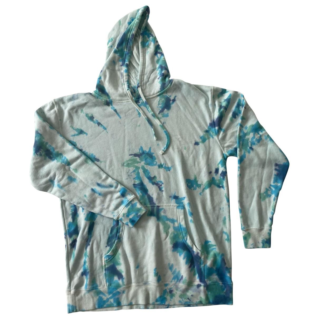 Non Signé / Unsigned \N White Cotton Knitwear & Sweatshirts for Men XL International