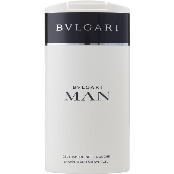 Bvlgari Man - Bvlgari Gel de ducha 200 ML