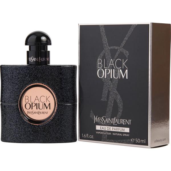 Yves Saint Laurent - Black Opium : Eau de Parfum Spray 1.7 Oz / 50 ml