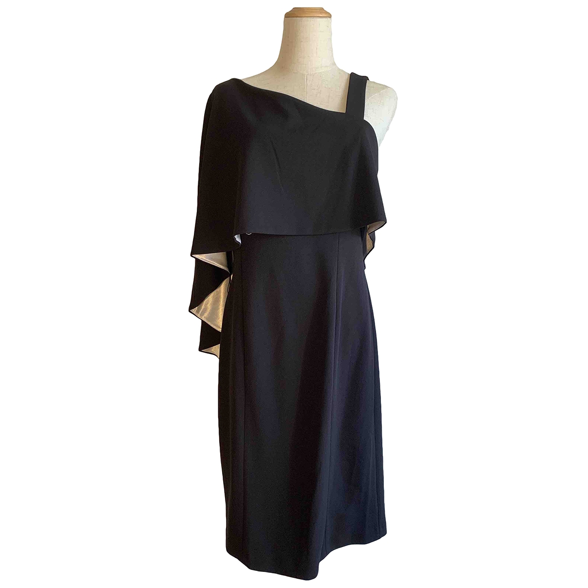 Non Signé / Unsigned \N Black dress for Women 14 UK