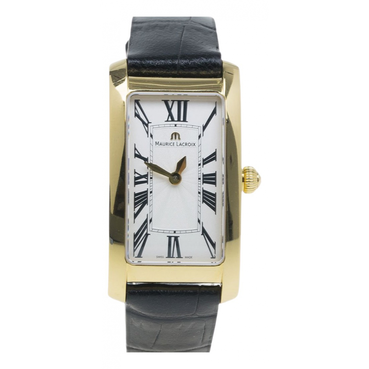 Maurice Lacroix \N White Gold plated watch for Women \N