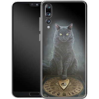 Huawei P20 Pro Silikon Handyhuelle - His Masters Voice von Lisa Parker