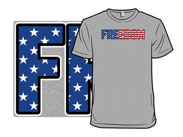 Usa - Freedom T Shirt