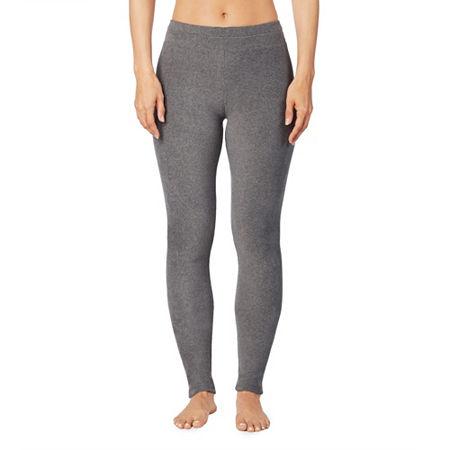 Cuddl Duds Womens Pajama Pants, Large , Black