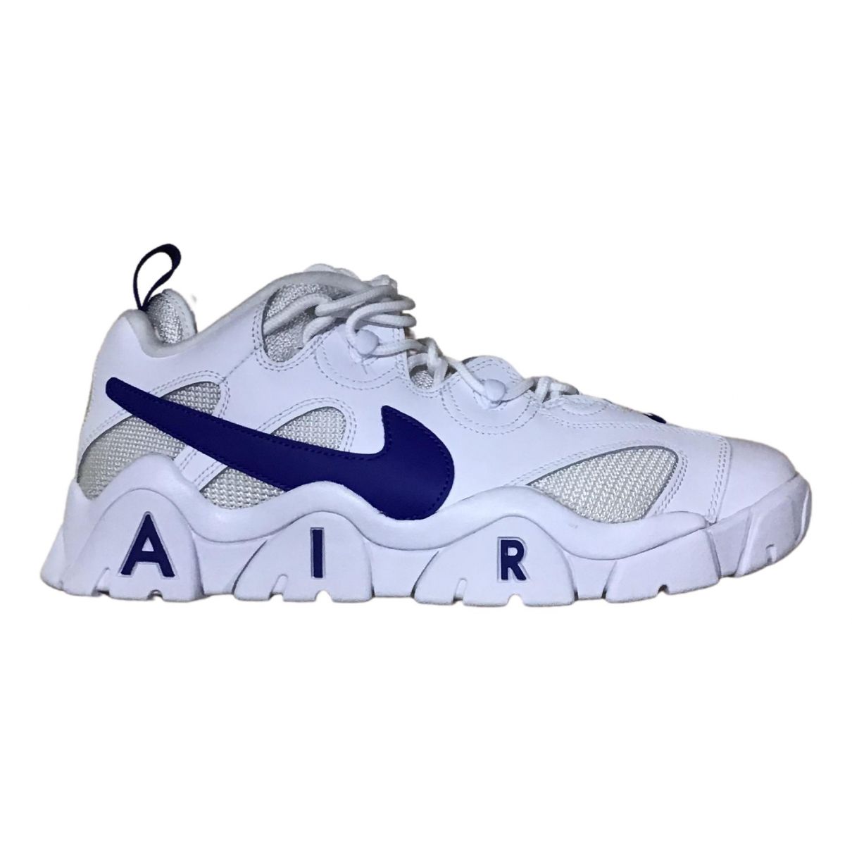 Nike \N White Rubber Trainers for Men 45 EU