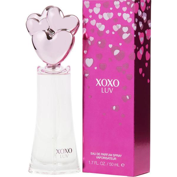 Victory International - Xoxo Luv : Eau de Parfum Spray 1.7 Oz / 50 ml