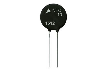 EPCOS TDK B57464S0100M000 Thermistor 10Ω, 26 x 7 x 31mm