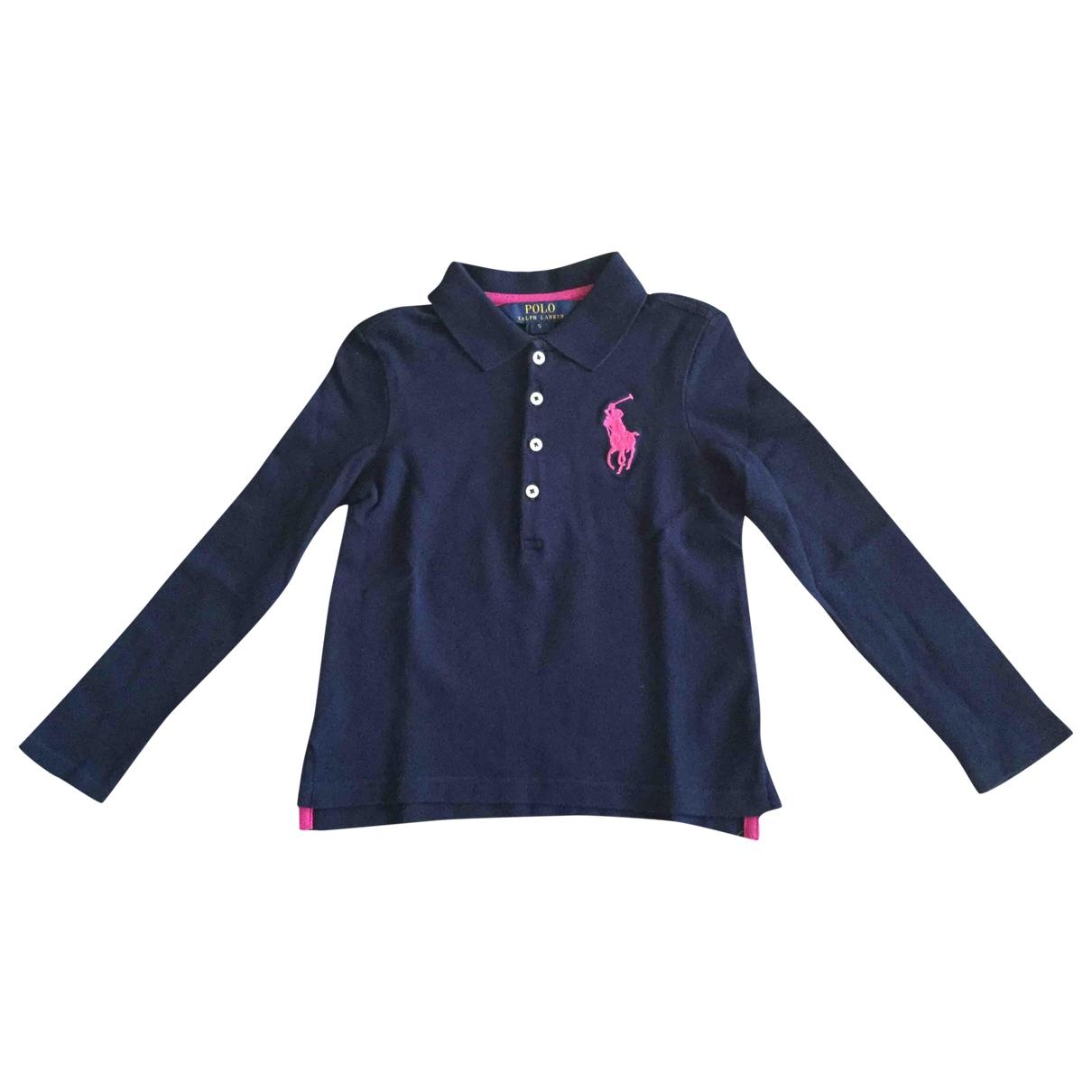 Polo Ralph Lauren \N Oberteile in  Blau Baumwolle