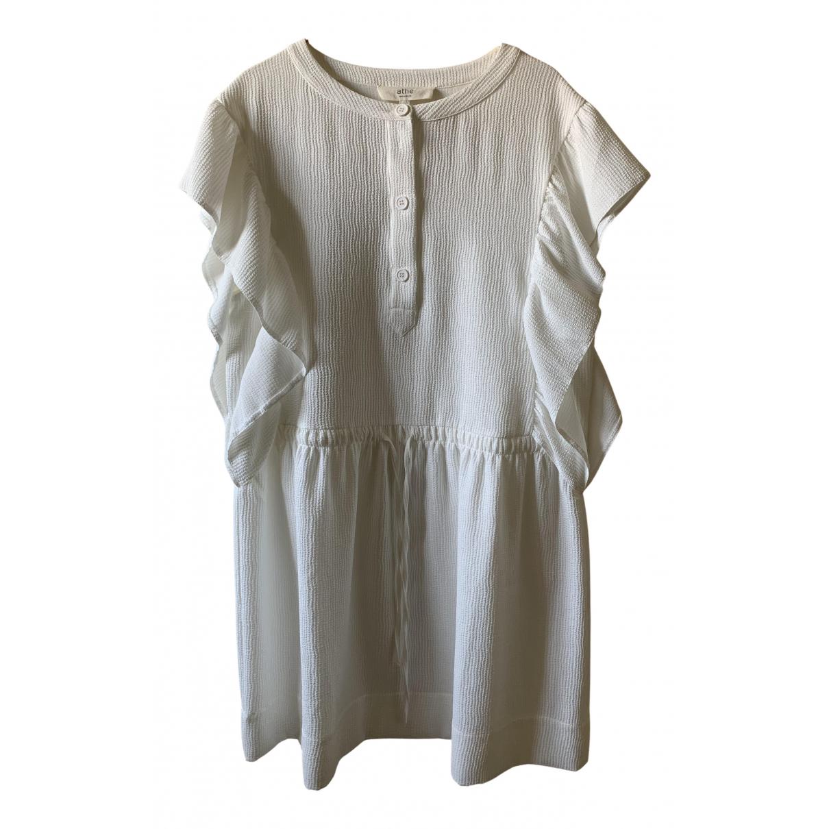 Vanessa Bruno Athe \N White dress for Women 42 FR