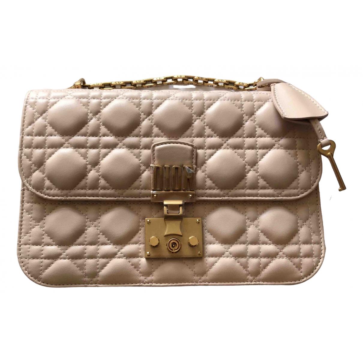 Dior DiorAddict Handtasche in  Rosa Leder