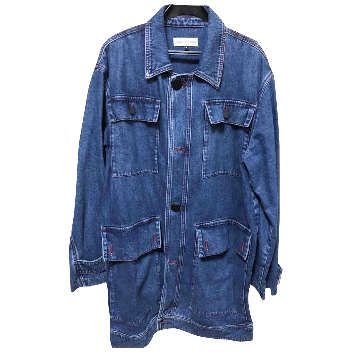 Gosha Rubchinskiy \N Blue Denim - Jeans jacket  for Men M International