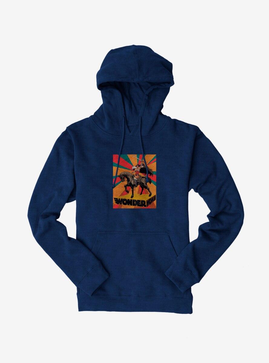 DC Comics Wonder Woman Horse Hoodie