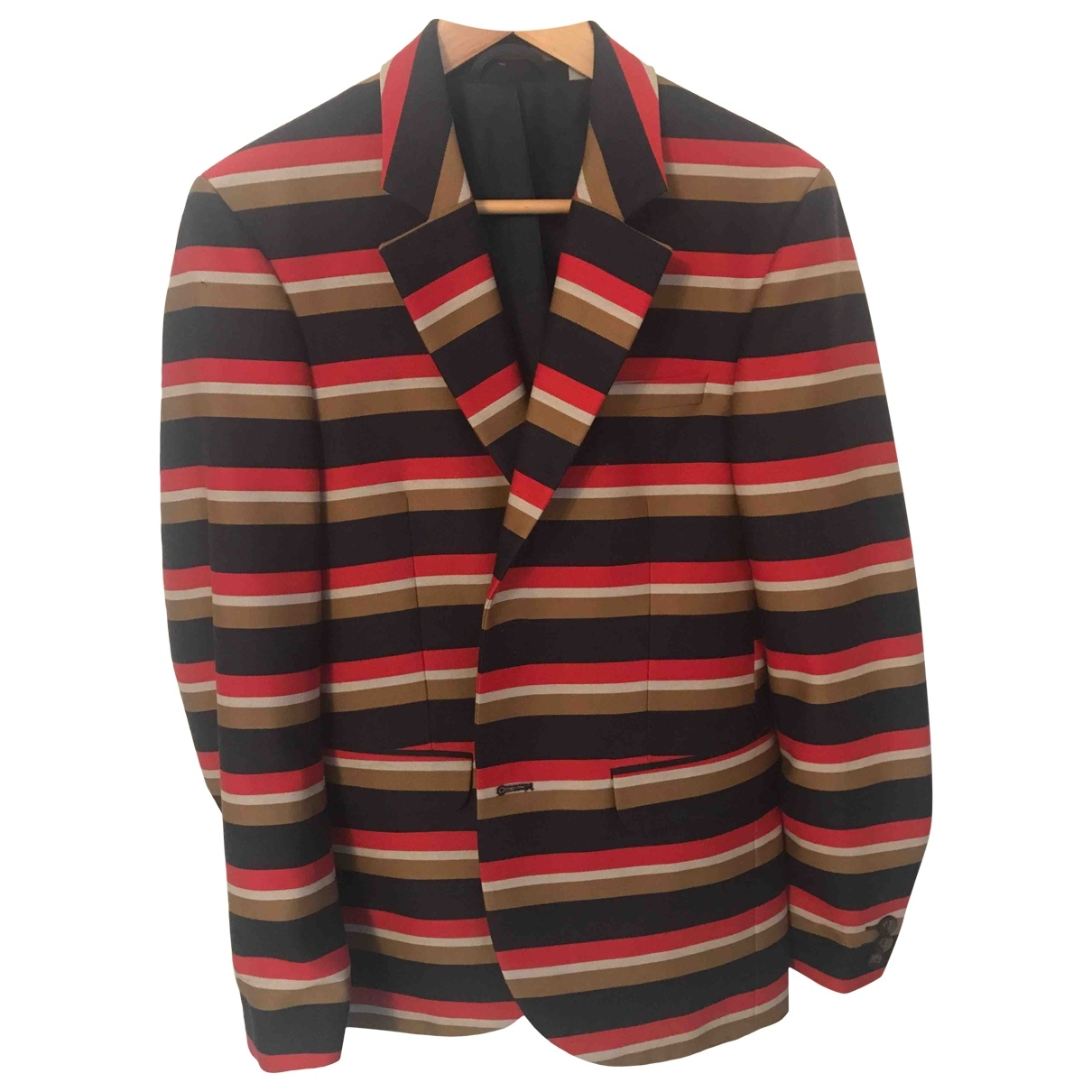 Jack Wills \N Blue Wool jacket  for Men XS International