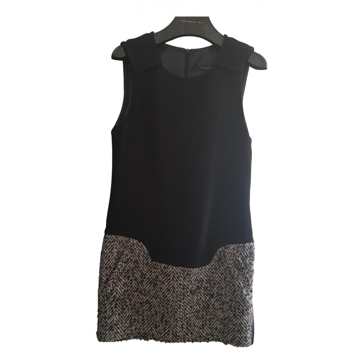 Barbara Bui - Robe   pour femme en laine - noir