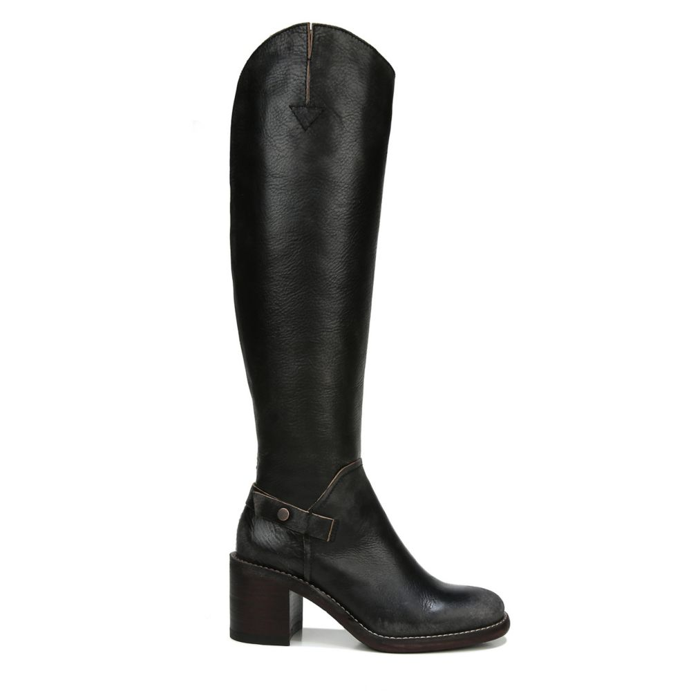 Franco Sarto Womens Kiana Wide Calf Tall Boot