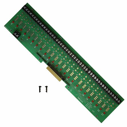 Grayhill 24 Position 50 Pin Mounting Board