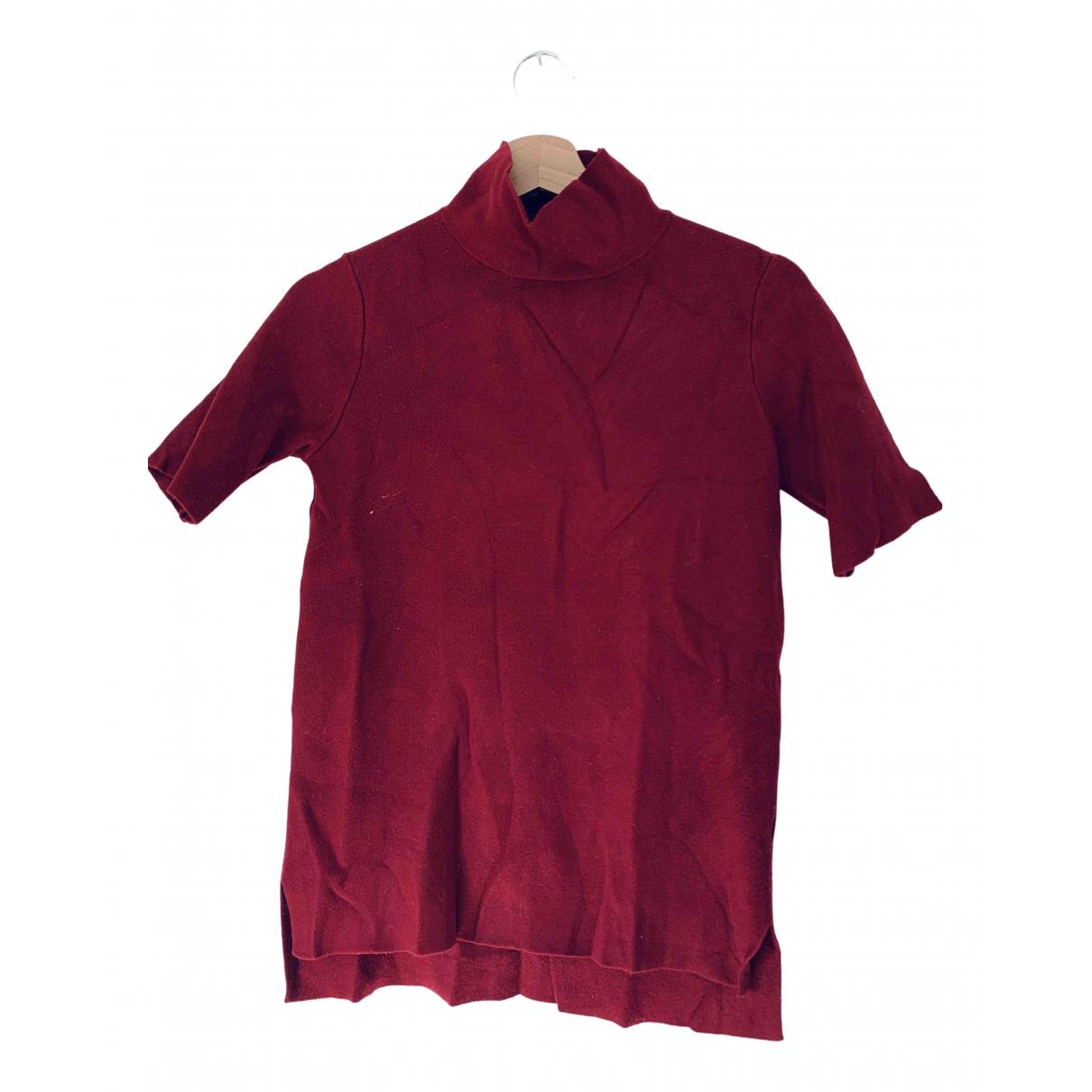Zara N Red Knitwear for Women 38 FR